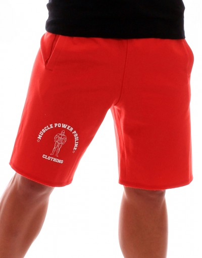 MPP Clothing Shorts Red