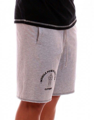 MPP Clothing Shorts Grey