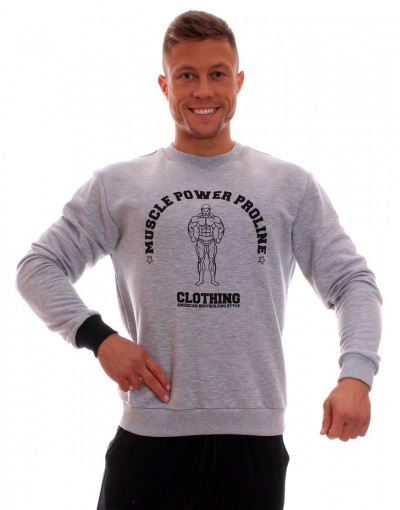 MPP Clothing Jumper Grey/Black