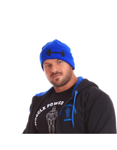 MPP Clothing Winter Hat Blue/Black