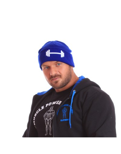 MPP Clothing Winter Hat Blue/White