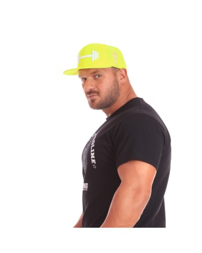 MPP Clothing Snapback Yellow/White