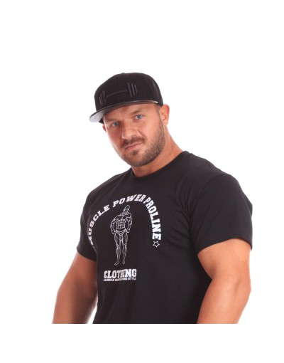MPP Clothing Snapback Black/Black New